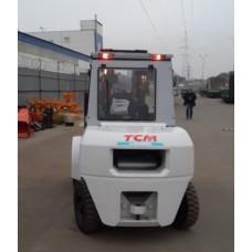 Металлическая кабина на погрузчик ТСМ 3,5-5т серия Inoma