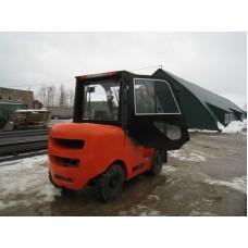Металлическая кабина на погрузчик CHERY 5т
