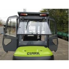 Металлическая кабина на погрузчик CLARK 1,5-3,5т