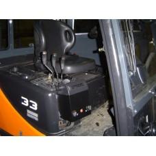 Металлическая кабина DOOSAN 2-3,3 т