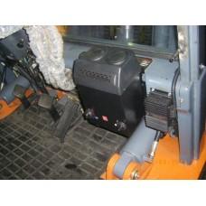 Металлическая кабина на погрузчик HELI 5,0 т