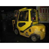 Металлическая кабина на Komatsu 1,5-5 т