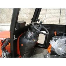 Металлическая кабина на минитрактор KUBOTA B2420