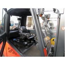 Металлическая кабина на погрузчик Linde H30D
