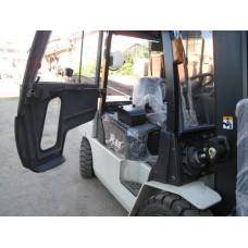 Металлическая кабина на погрузчик TFN