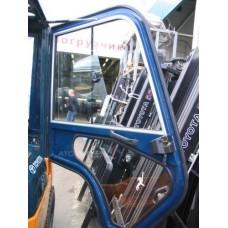 Металлическая кабина на погрузчик TOYOTA, 7 серия