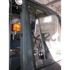 Металлическая кабина на погрузчик Toyota 7т.