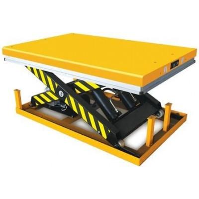 Электрический подъемный стол DG 2001 до 2 тонн