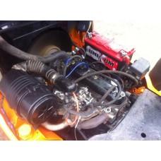 БУ вилочный погрузчик Toyota FG25